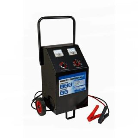 Battery Charger with volt tester