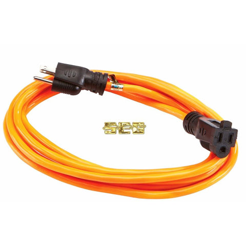 25 ft. x 16 Gauge Indoor/Outdoor Extension Cord SEGELECSLDTL185
