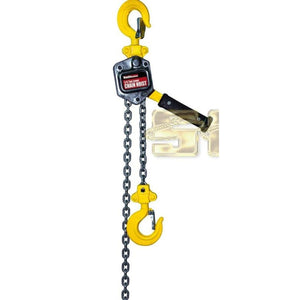 Chain Hoist with lever Limited Edition SEG1352