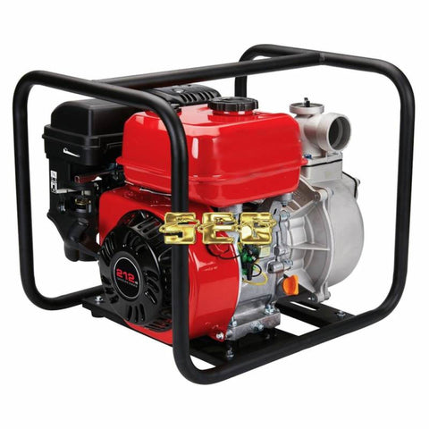 Gasoline Engine Semi-Trash Water Pump - 158 GPM SEGPLUT440