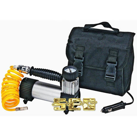 12V 100 PSI High Volume Air Compressor