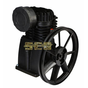 Air Compressor items 3 HP 145 PSI Cast Iron Twin Cylinder Air Compressor Pump