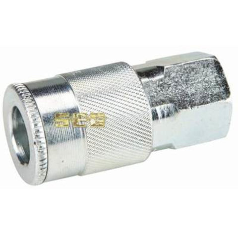 1/4 in. Female Steel Industrial Coupler