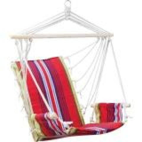 Rope Chair Great for Camping or Back Yard