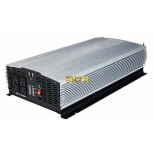 3000 Watt Continuous/6000 Watt Peak Power Inverter