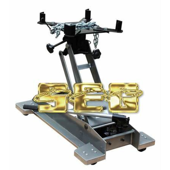 800 lb. Low Lift Transmission Jack Comapact SEG1331