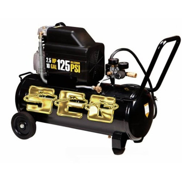 Air Compressor items 10 gal. 2.5 HP 125 PSI Oil Lube Air Compressor