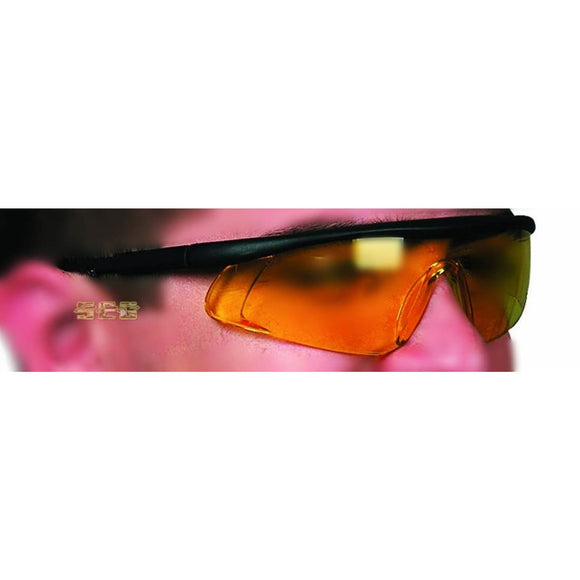 Yellow Lens Safety Glasses