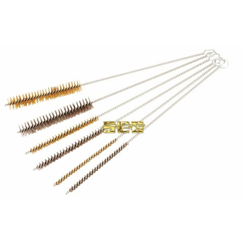 6 Piece Tube Brush Set