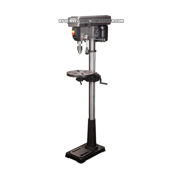13 in. 16 Speed Bench Drill Press