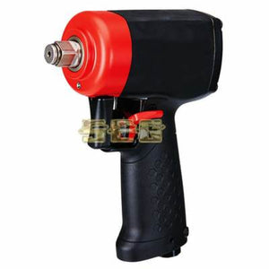 Super Compact! Extreme Power! Ultra-Light Weight & Quiet 1/2 in. Stubby Air Impact Wrench