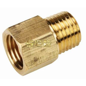 Air Compressor items 1/4 in. Male x 1/4 in. Female Brass Pipe Coupling
