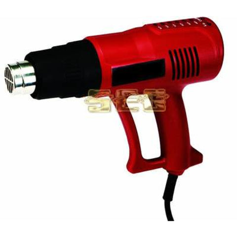 12 Interval Heat Gun 430°-800° /570°-1160°