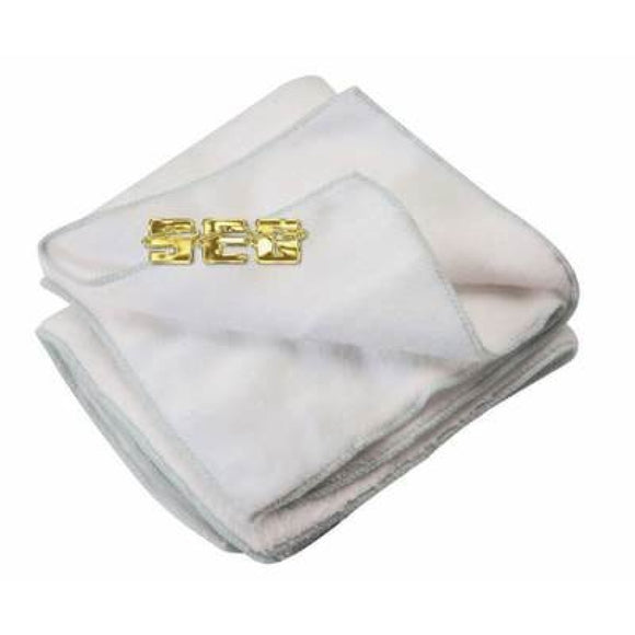 Microfiber Spa Polishing Towels 2 Pk