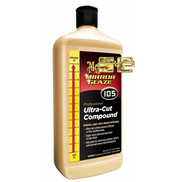 32 Oz. Meguiar's Dual Action Cleaner Polish SEG-GRGSTND146