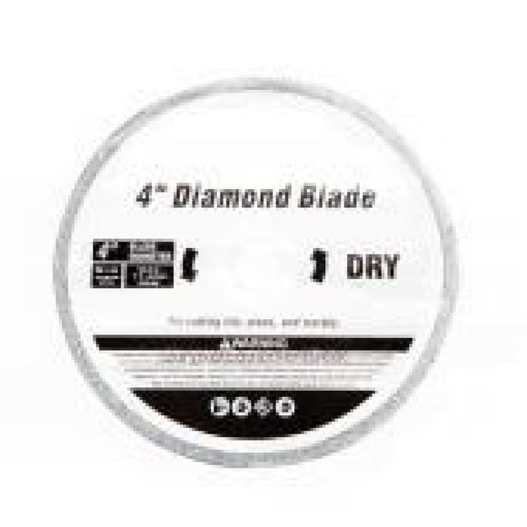 Dry Saw Blades for tile SEGBLDTILESW422
