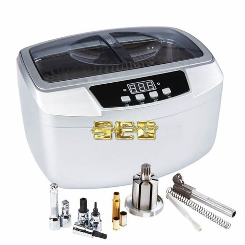 2.5 Liter Ultrasonic Cleaner
