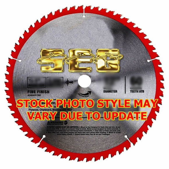 Finish Circular Saw Blade SEGMITERSW123