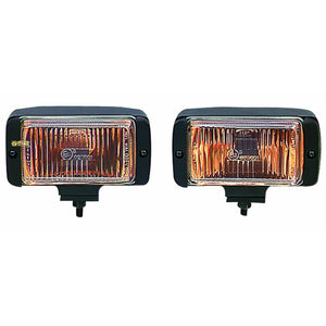 Amber Lens Halogen Lights SEG1045