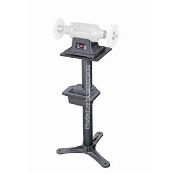 Grinder Stand TIRED OF GRINDING ON TABLE MAKING A MESS? This stand helps great smooth work everytime! 174 Model WX432