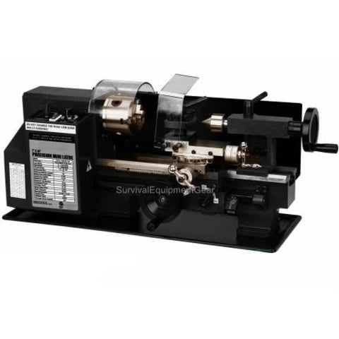Metal Lathe Machine make 1000`s or aluminum parts