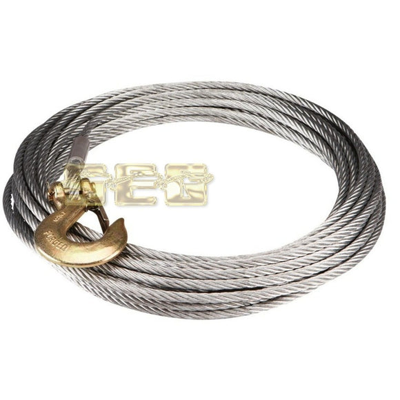 Winch Cable with Hook SEG1266