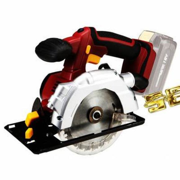 18 Volt 5-1/2 in. Cordless Circular Saw with Laser Guide System