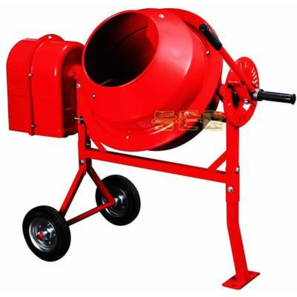 1-1/4 Cubic Ft. Cement Mixer