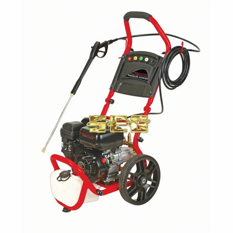 Pressure Washer SEG9A45 2500 PSI, 2.4 GPM, 4 HP (160cc) Pressure Washer EPA/CARB