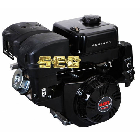 Pressure Washer SEG9A7 13 HP (420cc) OHV Horizontal Shaft Gas Engine EPA/CARB