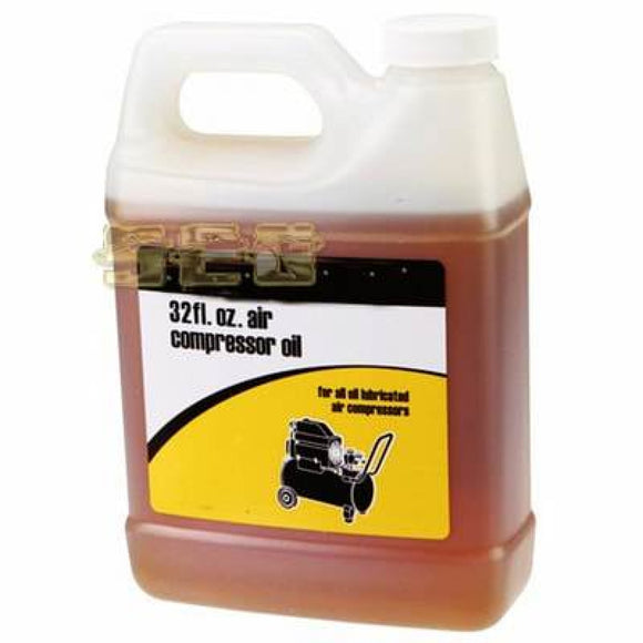 Air Compressor items 32 fl. oz. Compressor Oil
