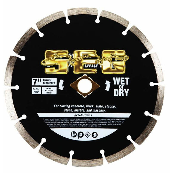 Dry Cut Saw Blade SEGMITERSW132