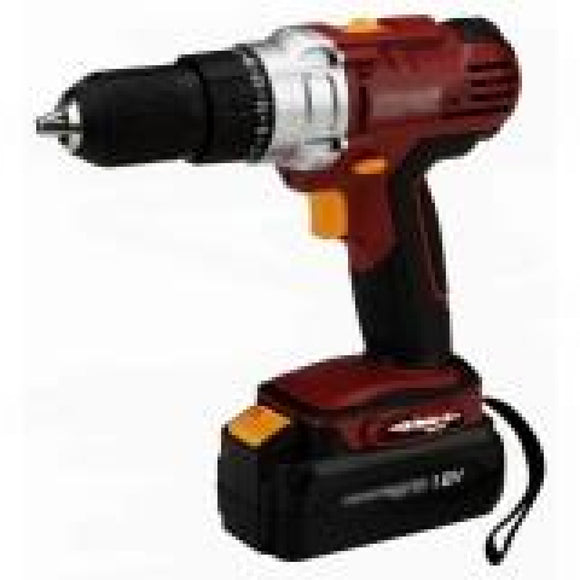 Cordless Drill Gun A built-in lamp with LED bulb provides visibility even in dark corners.