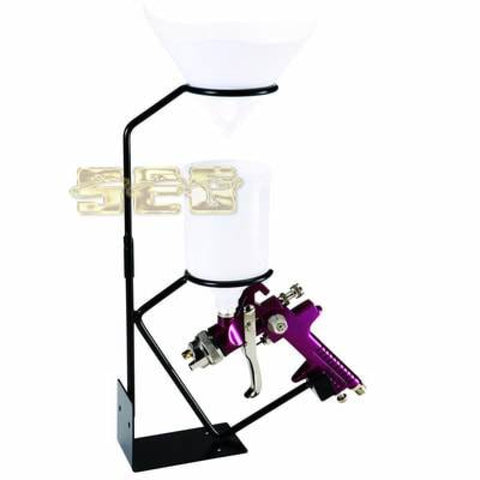 Gravity Feed Spray Gun Stand