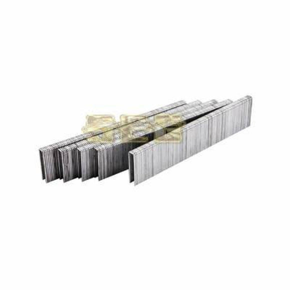 1 in. x 1/4 in. Crown 18 Gauge Staples 500 Pc