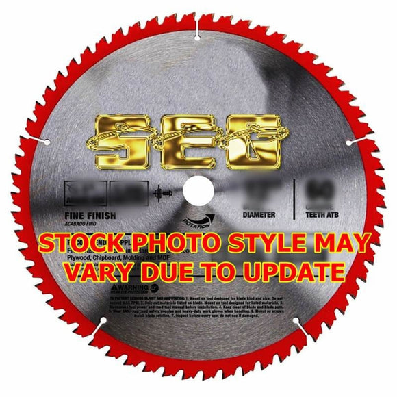 Combination Circular Saw Blade SEGMITERSW125
