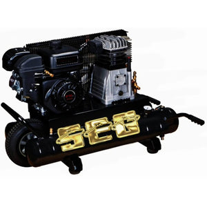 9 gal. 212cc 135 PSI Wheelbarrow Air Compressor EPA III