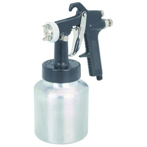 Automotive Spray Gun with Siphon Feed