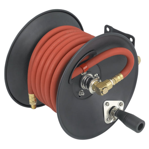 Air Compressor items 3/8 in. x 50 ft. Capacity Air Hose Reel