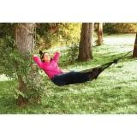 Hammock with Hanging Rings 7'