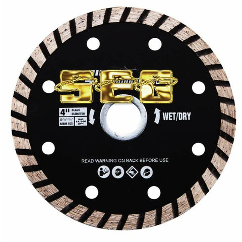 Wet / Dry Masonry Saw Blade SEGMITERSW105