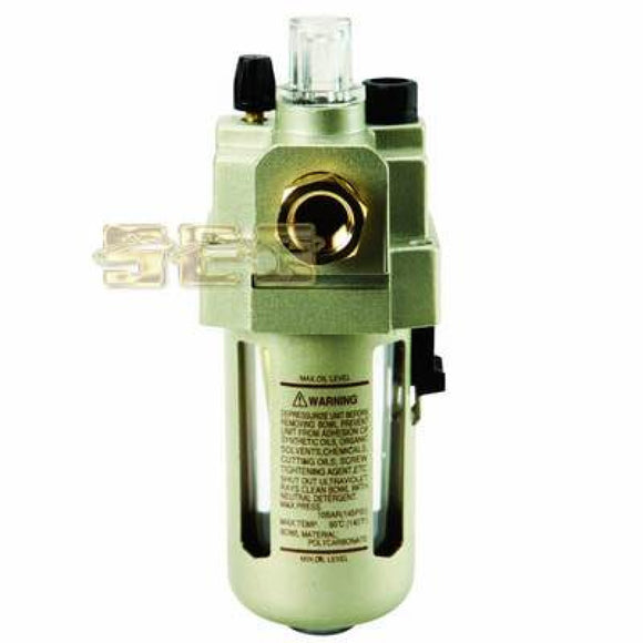 3/8 In. Oil Fog Lubricator