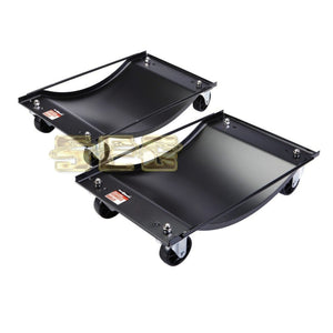 Vehicle Dollies 2 Pc