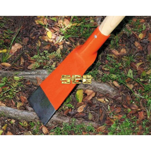 Mutt with Wood Handle SEG122