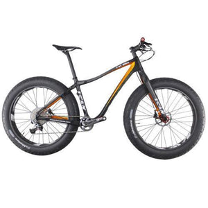 Fat King Carbon Fat Bike - Everything Crunk