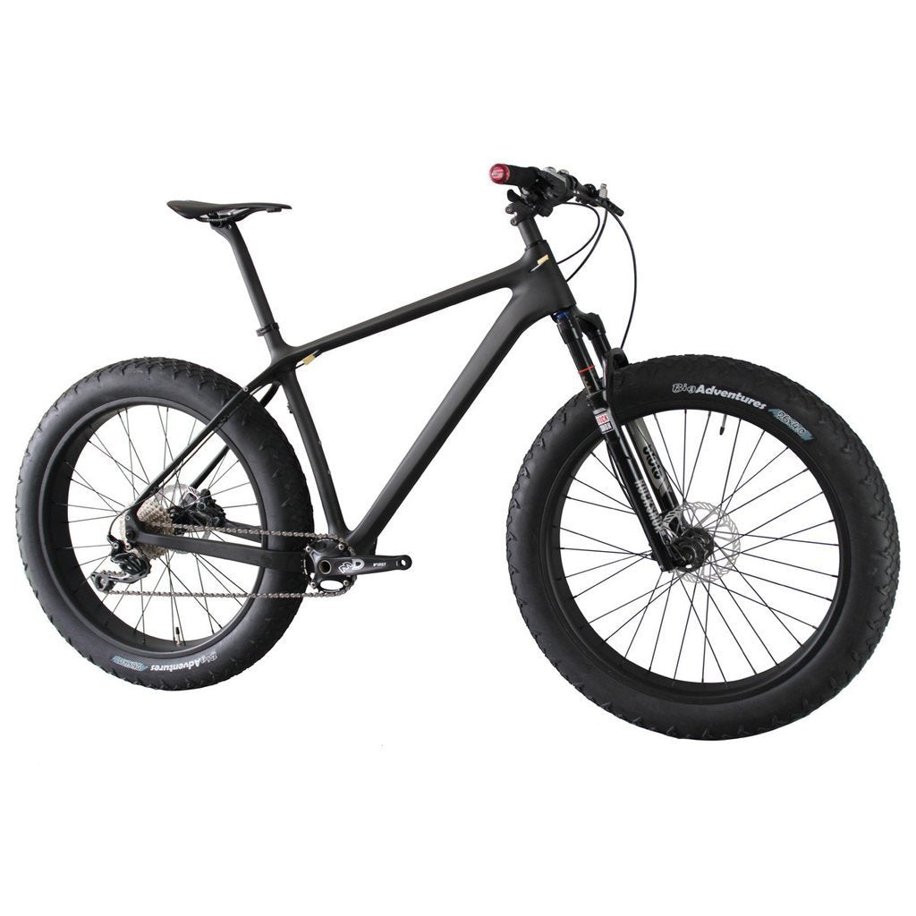 Black Knight Pro Fat Bike - Everything Crunk