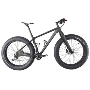 Black Knight Carbon Fat Bike - Everything Crunk