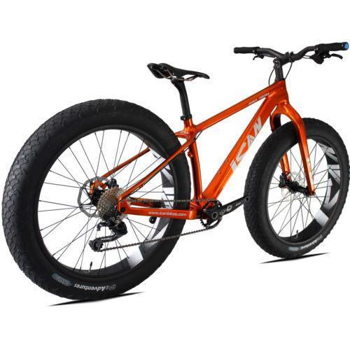 Golden Carbon Fat Bike Knight - Everything Crunk