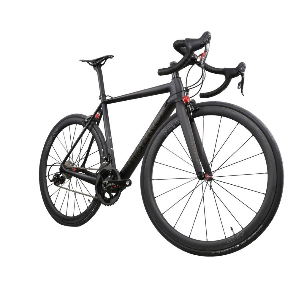 TRIAERO A2 Carbon Lightweight Racing Bike - Everything Crunk