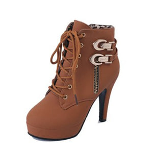 Tara Hipster Heels - Everything Crunk